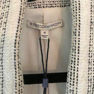 NWT Rebecca Minkoff Women's Long Becky Jacket